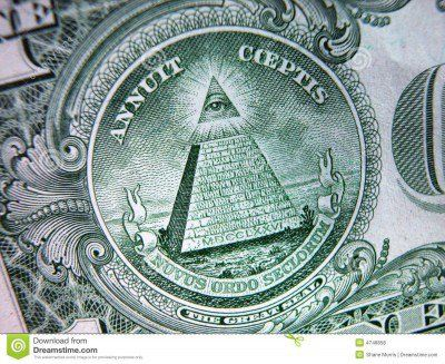 One-dollar-bill-great-seal-pyramid, what does it really mean? See this & more at: http://twodaysnewstand.weebly.com/before-its-news