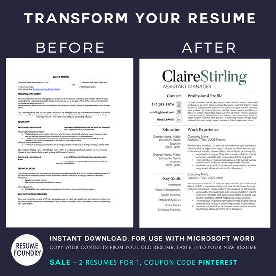 At rbdesign   I will work with you to create a professional  eye catching  resume