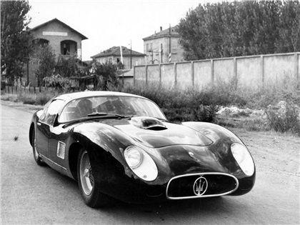 Maserati 450S Costin-Zagato Coupé, 1957