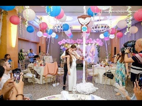 Bangs Garcia S Baby Shower Gender Reveal Party Part 2 Event Host Manila Nadine Smith Check M Reveal Parties Gender Reveal Party Baby Shower Gender Reveal
