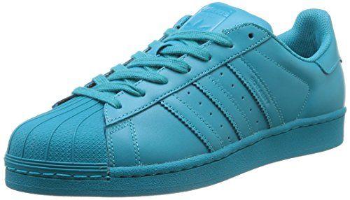 Adidas Superstar 1 Supercolor Pack Jungen Sneaker Grün - http://on-line-kaufen.de/adidas/43-1-3-eu-adidas-superstar-foundation-herren