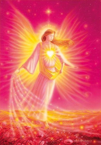 HG Leiendecker - Angel of Love Abundance