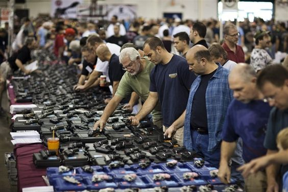 Gun Sales at Record High- http://www.absoluterights.com/gun-sales-at-record-highs/