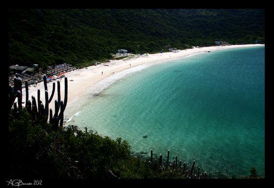Forno Beach, Arraial do Cabo, Rio
