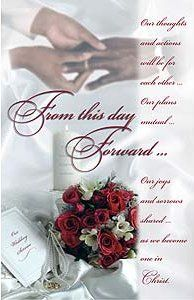 Wedding Programs U6265 Bless Our Day One Of These Days Pinterest Weddings And