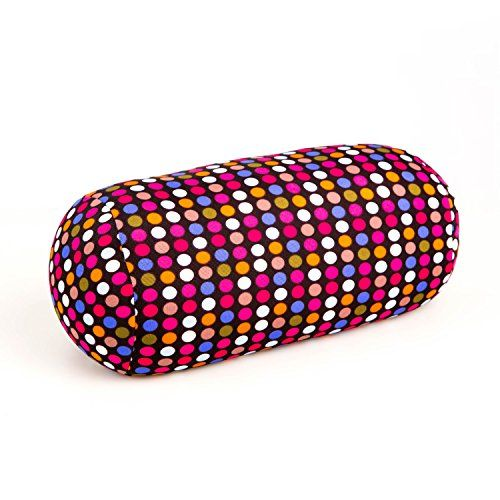 Microbead Cushie Roll Pillow 7 x12