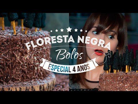 BOLO FLORESTA NEGRA | HALLOWEEN | 121 #ICKFD Dani Noce - YouTube