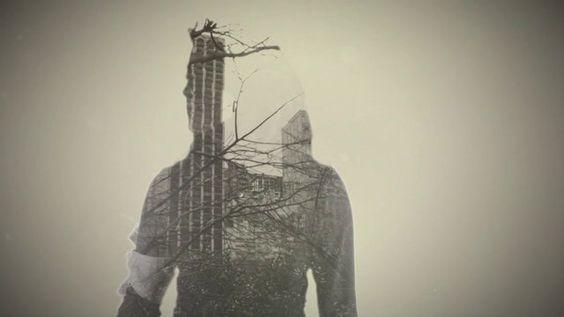 """Video realizado en after effects a partir del tutorial del buen Mikey Borup inspirado en la la serie """"True Detective"""""""