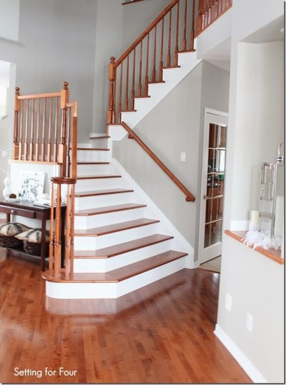 how to install hardwood on curved stairs 3