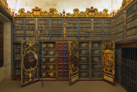 Resultado de imagen de sala manuscritos usal