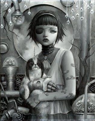 the artist Tin