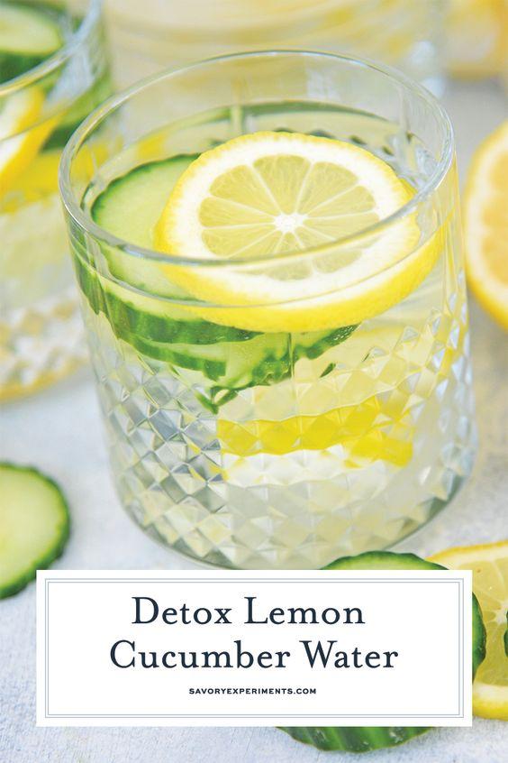 Lemon water benefits 96093