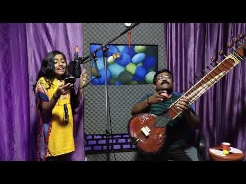 Kannana Kanne Viswasam Song Cover Version By My Daughter Varsha Renjith And Me Youtube Songs Singing To My Daughter