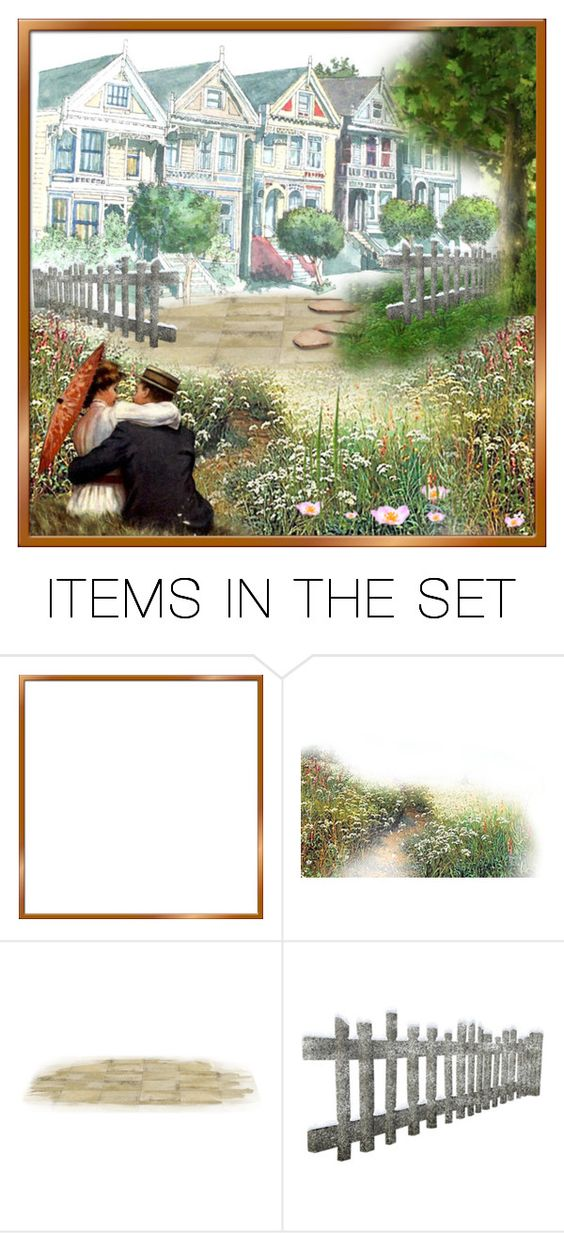 """Idilli"" by bikfic16 ❤ liked on Polyvore featuring art"