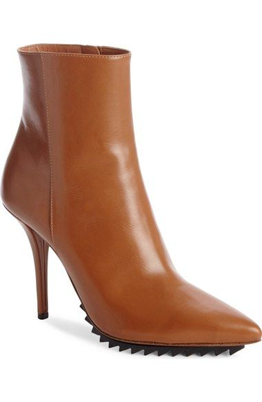 Givenchy 'Iron' Pointy Toe Bootie (Women) available at #Nordstrom