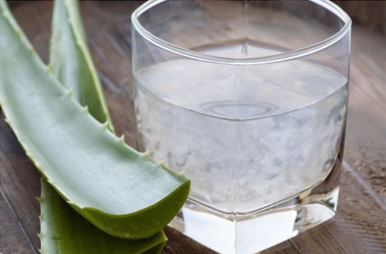 aloe vera juice - why NOT to drink it.