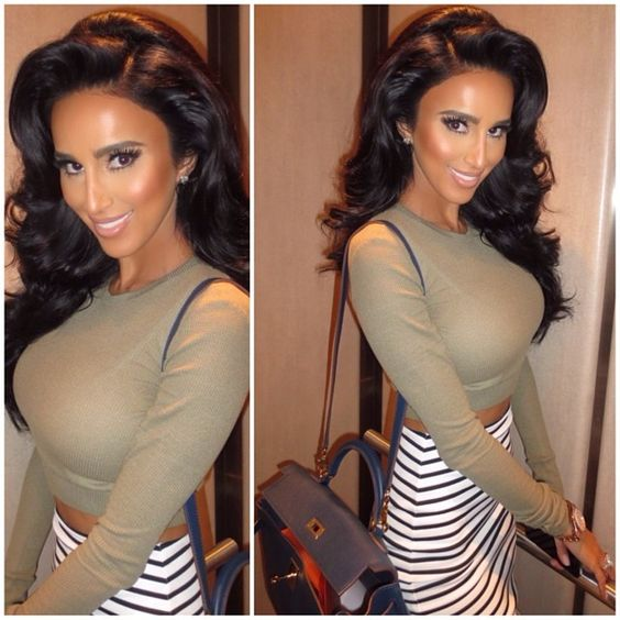 Lilly Ghalichi @lillyghalichi Instagram photos | Websta
