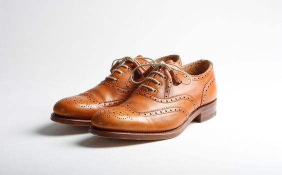 "Grenson ""Martha"" brogues.  Who's in London right now and can bring me back a pair?"