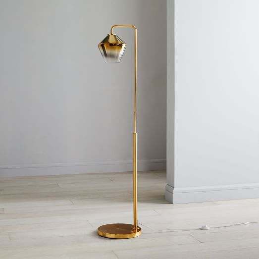 Globe Floor Lamp, What Floor Lamps Give The Most Light