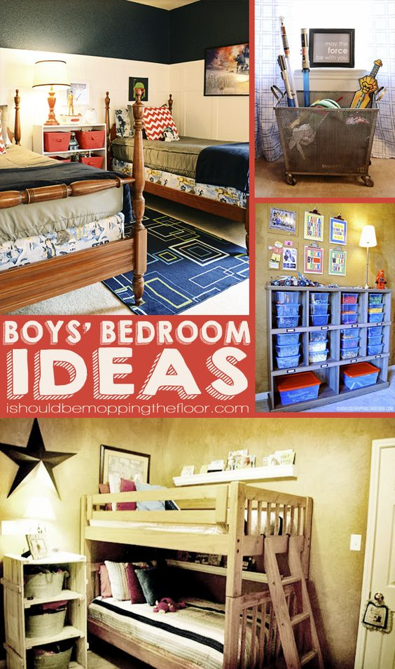 My Boys Ideas For Boys Bedrooms And Storage Ideas On