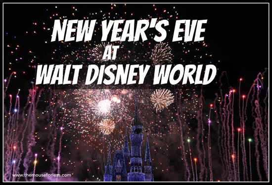 Will you be celebrating New Year's Eve at Walt Disney World? Get the latest information for what you can expect to experience to ring in 2016.