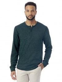 Union Eco-Vertigrain Henley Shirt