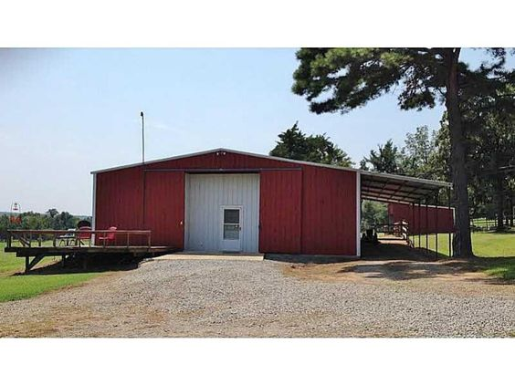 New listing 19208 hwy 71 s greenwood 290 000 38 for Rv storage buildings with living quarters