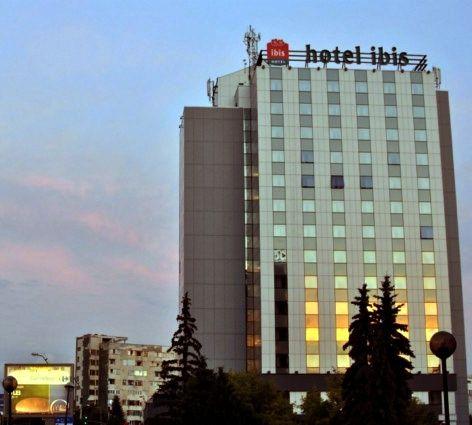 Hotel Ibis Sibiu Romania