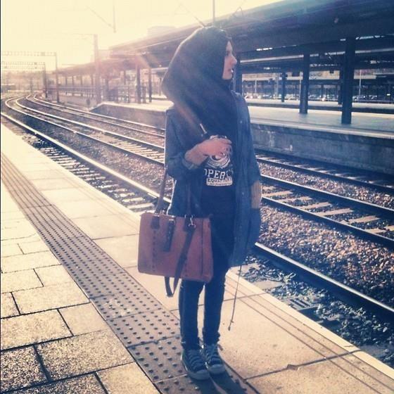 Hijab Fashion 2014 Tumblr