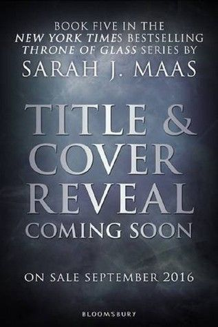 Untitled #5 - Sarah J. Maas - September 6, 2016  AHHHHHHHHHHHHHHHHHH!! How? WHY?  WHY DO I HAVE TO WAIT!!!