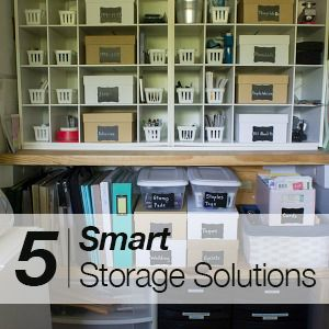 5 Clever Tips for Maximizing Your Storage Space