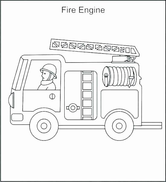 Fire Trucks Coloring Page Unique Fire Department Coloring Pages Golfpachuca Truck Coloring Pages Firetruck Coloring Page Coloring Pages For Kids