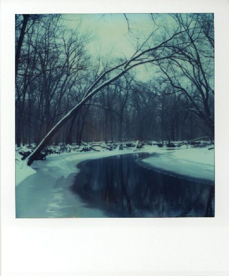 sx-70 film\\    i'll soon have some impossible film in my possession. too excited.
