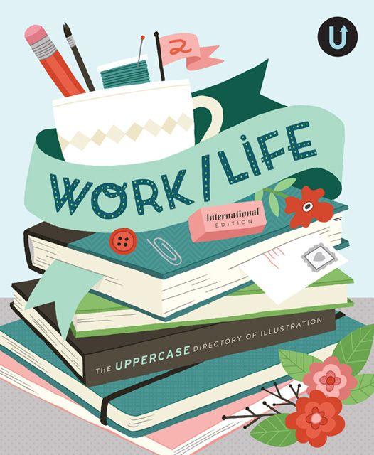 Work/Life 2 : Alyssa Nassner Illustration