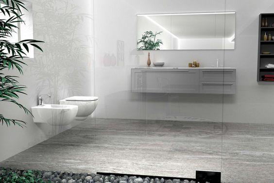 Muebles de ba o para cuartos de ba o elegantes y modernos - Cuartos de bano modernos ...