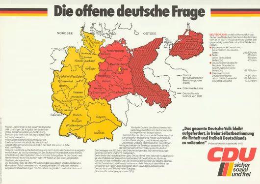 Die offene deutsche Frage