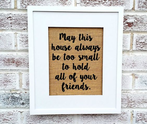 housewarming gifts irish blessing and new homes on pinterest