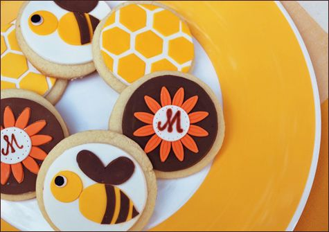 Yup, for the bee party.