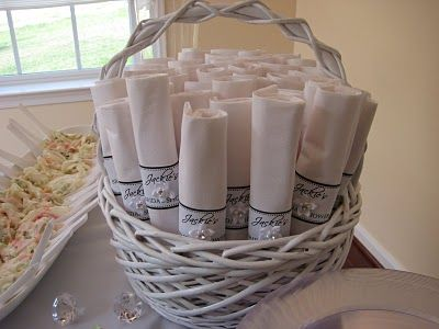 for all things creative!: Bridal Showers