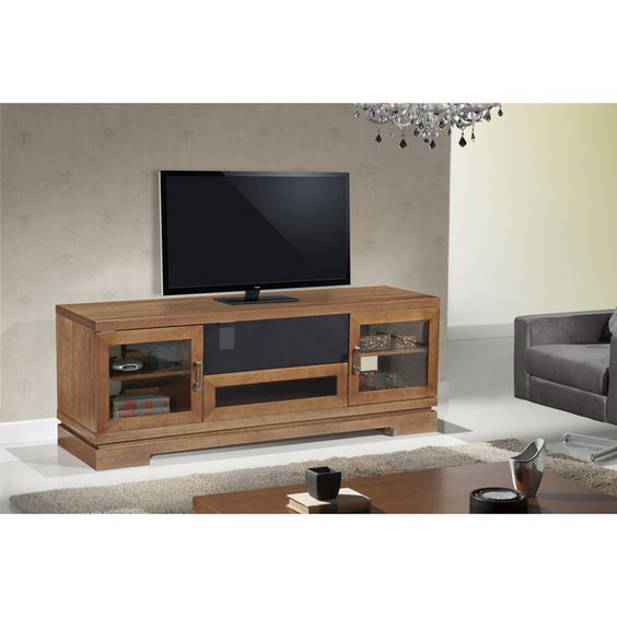 Furnitech Signature Home Collection TV Stand - Overstock™ Shopping - Great Deals on Furnitech Entertainment Centers