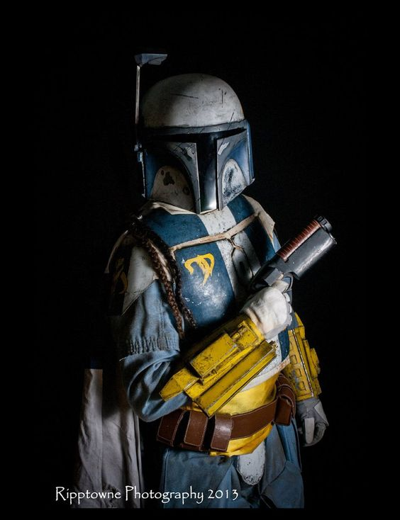 Mandalorian by Ripptowne on DeviantArt