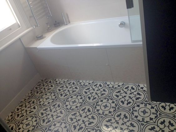 Original Hardware  Encaustic Floor Tiles From Elite Bathware And Tiles