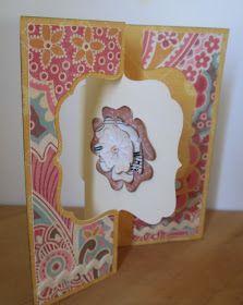 fantASIa Blog: Sfida di aprile: card con struttura
