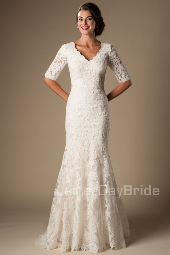 Fit & Flare (Wedding) : Devonshire