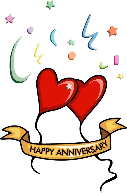 10 Animated Happy Anniversary Clip Art Free Cliparts That You Can Free Happy Anniversary Free Work Anniversary Clip Art Free Happy Birthday Text With Party Element Love For Teddy Bear Clip Art
