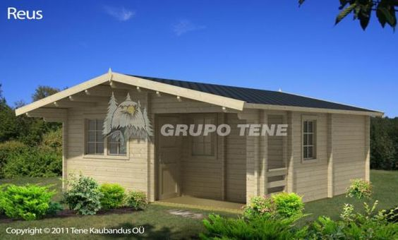 Grupo tene construcci n de casas y caba as de madera - Casas de madera valencia ...