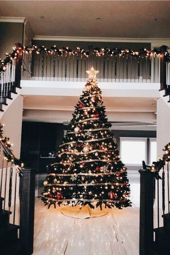 christmas trees; christmas trees decorated; christmas trees themes; christmas trees ideas; christmas trees 2019;