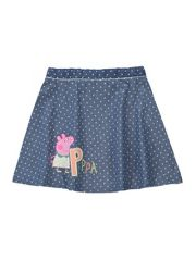 Peppa Pig Spot Print Skirt from George at Asda!