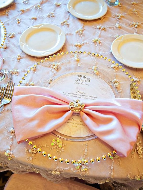 Baby Showers Place Settings And Babies On Pinterest