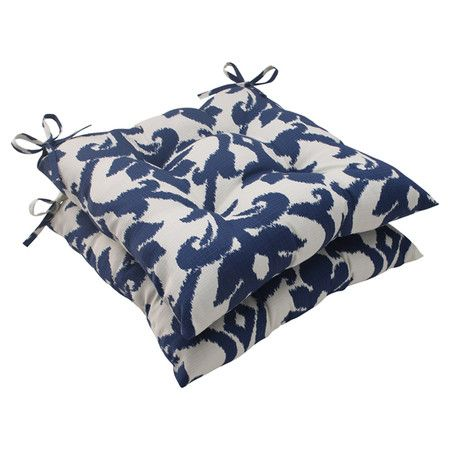 I pinned this Bosco Indoor/Outdoor Seat Cushion (Set of 2) from the Sunny Outlook event at Joss and Main!